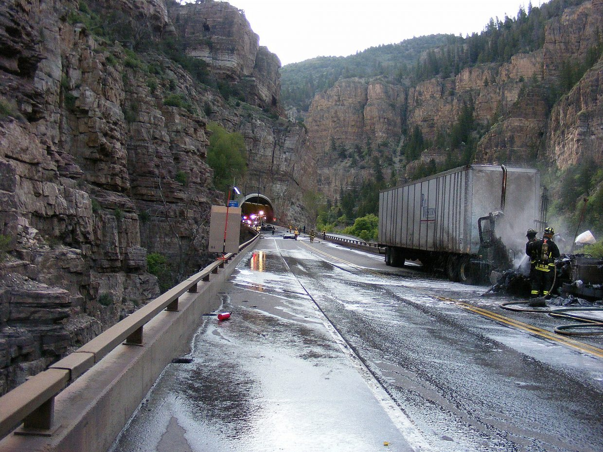 Glenwood Canyon accident victims identified | PostIndependent com