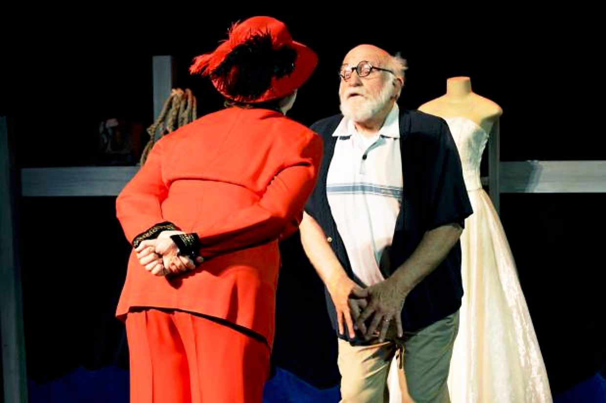 Bob Moore in Thunder River Theatre's June production of