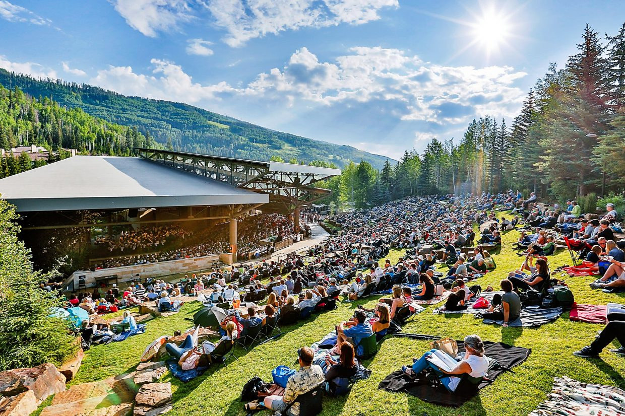 Bravo Vail Music Festival Tickets Go On Sale To The