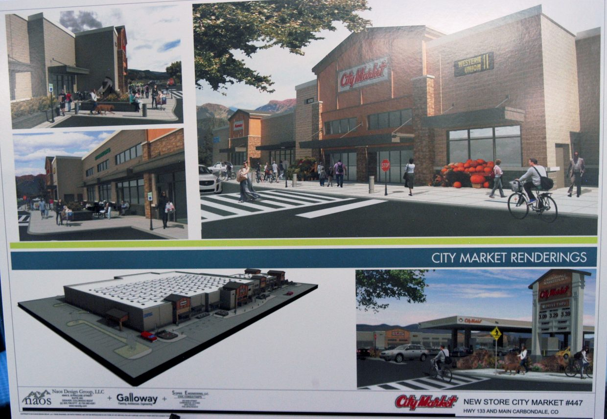 City Market shares plans for new Carbondale store