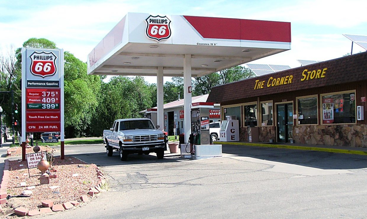 Low Gas Prices Lead To Layoffs At Convenience