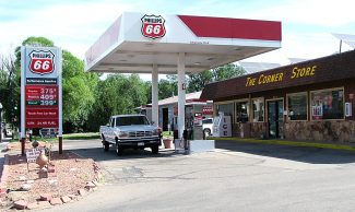 The Corner Store, operated by Swallow Oil Co., will become an automated gas station and car wash on Monday, June 30, causing six employees to lose their jobs due to a drop in revenue attributed to the City Market fuel station's much lower gas prices.