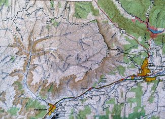 MAP COURTESY GARFIELD COUNTY GOVERNMENT