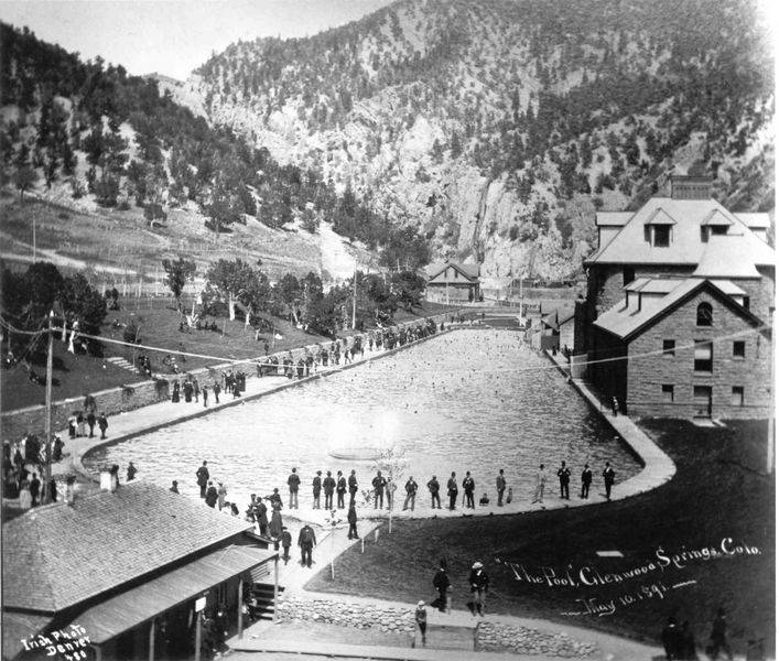 Vagrancy Was A Problem In Early Glenwood Springs