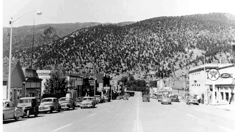 Auto Dealers All Based In Downtown Glenwood Until 1960s