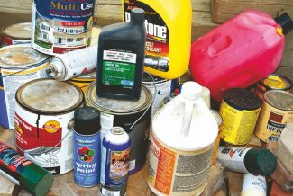 Glenwood's household hazardous waste and paint drop off event is Saturday