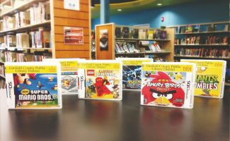 Contributed photoLast year, Garfield County Libraries began making Nintendo DS and 3DS games available for checkout.
