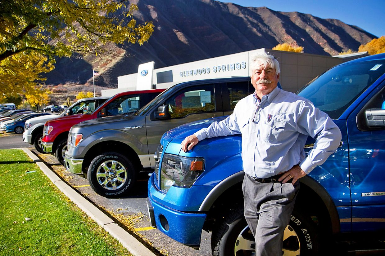Glenwood Springs Subaru >> Ford, Subaru dealer to lead national auto dealers group ...