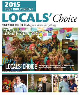 Local's Choice 2015