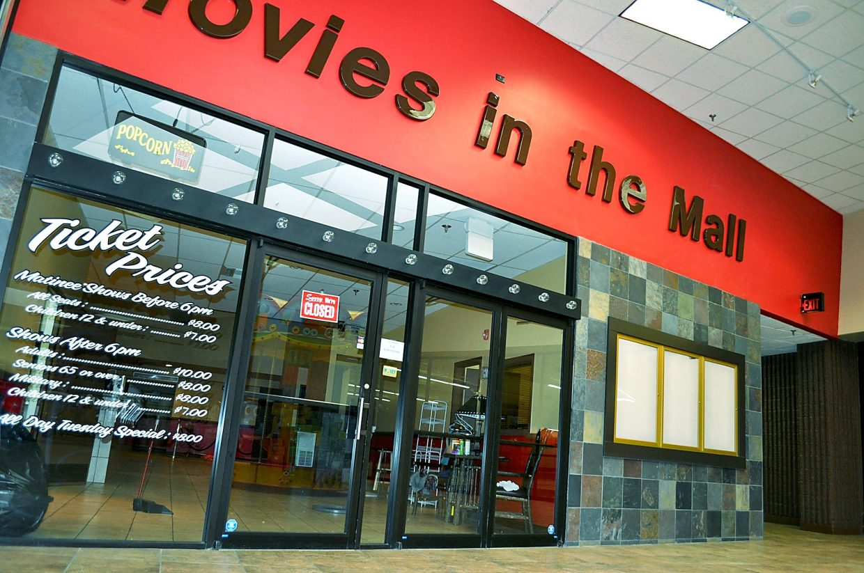 Movies In The Mall Glenwood Springs