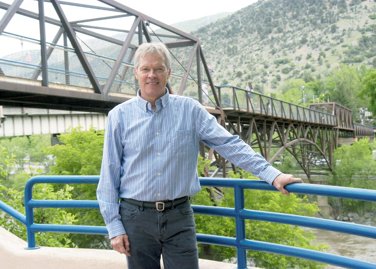Joe Elsen, program engineer for Colorado Department of Transportation Region 3 for the past 13 years, a 30-year veteran with CDOT and one of the lead Grand Avenue Bridge project officials for the past four years, retires from the state agency on Tuesday.