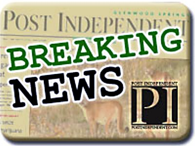 Post Independent Breaking news graphic
