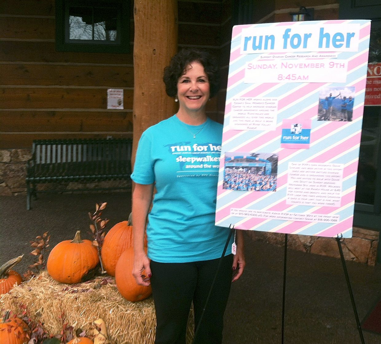 Carbondale woman starts 5K to raise ovarian cancer awareness