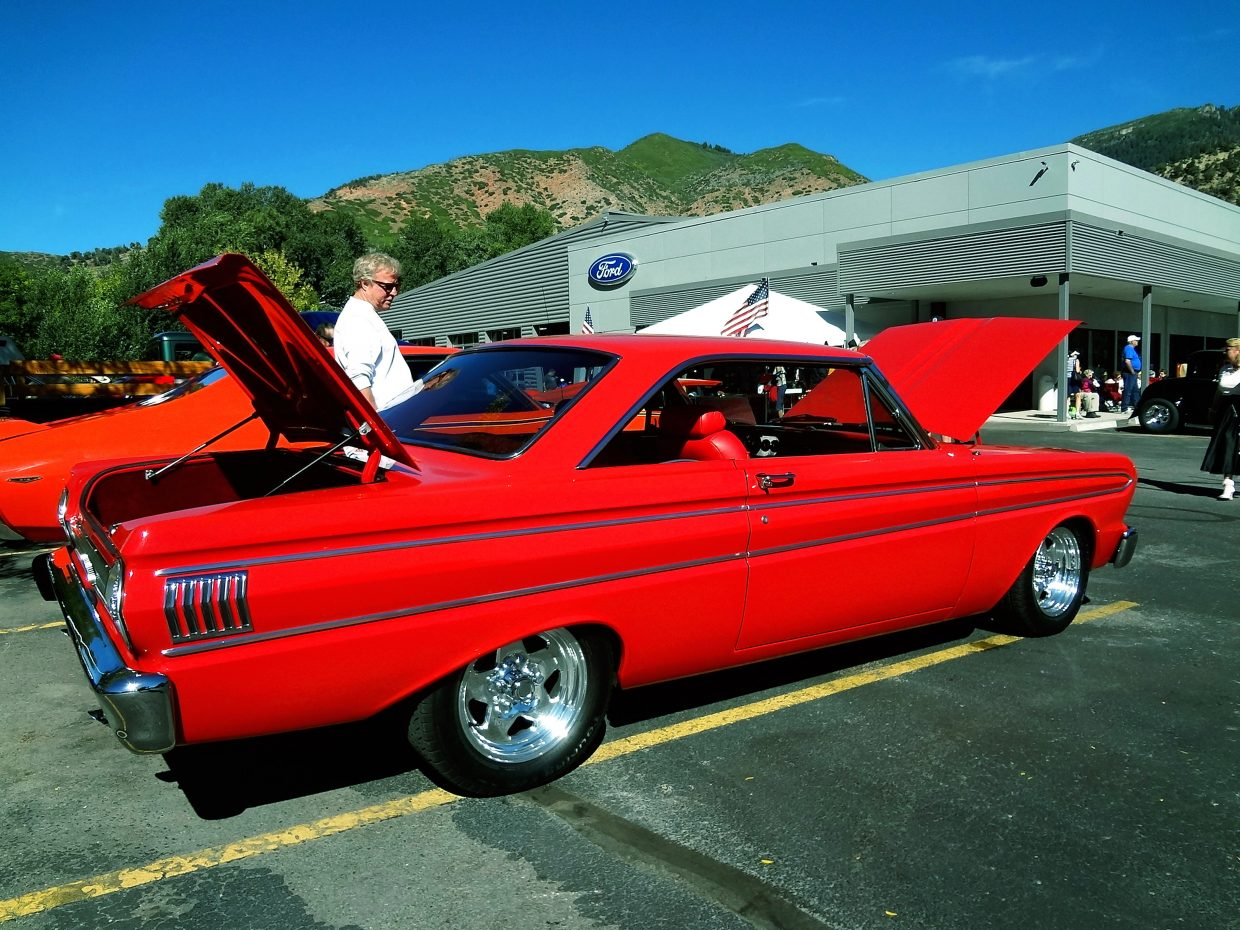 Classic Car Shows: Glenwood Ford Classic Car Show Returns