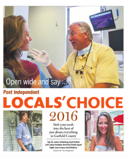 Local's Choice 2016
