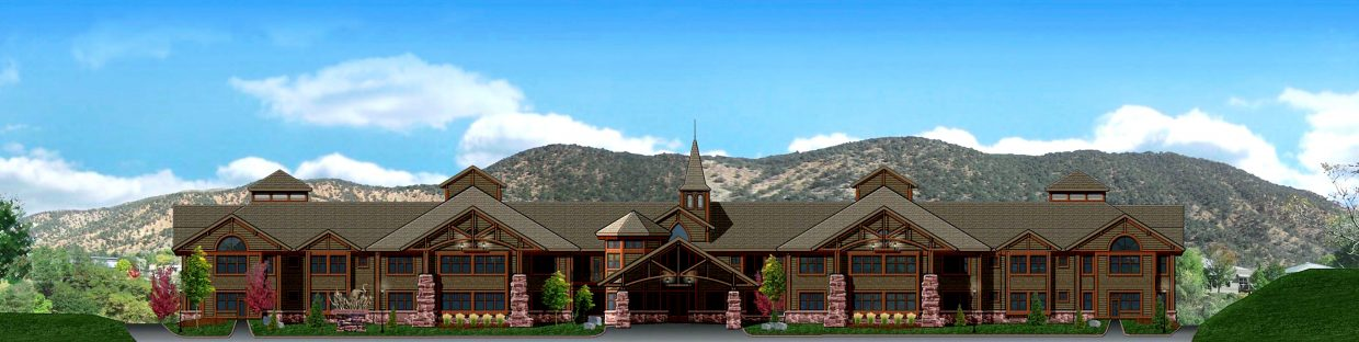 ground breaks on new assisted living center postindependent com