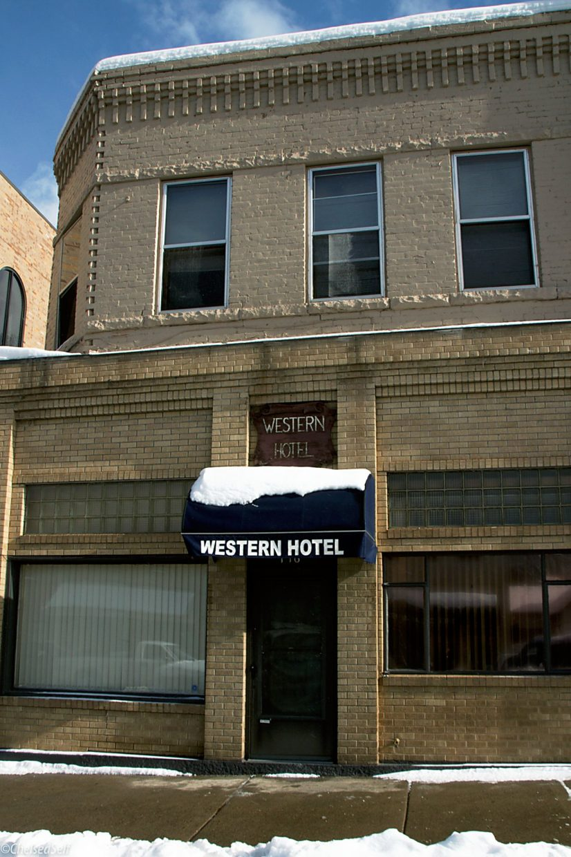 The Western Hotel at 716 Cooper Ave. in Glenwood Springs, first built in 1888 and added to over the years, has officially been added to the National Register of Historic Places.