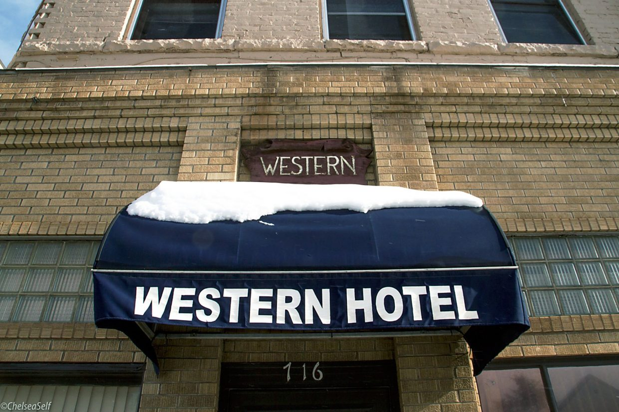 The Western Hotel at 716 Cooper Ave. has received a favorable recommendation from the state historic review board in its nomination to be included on the National Register of Historic Places.