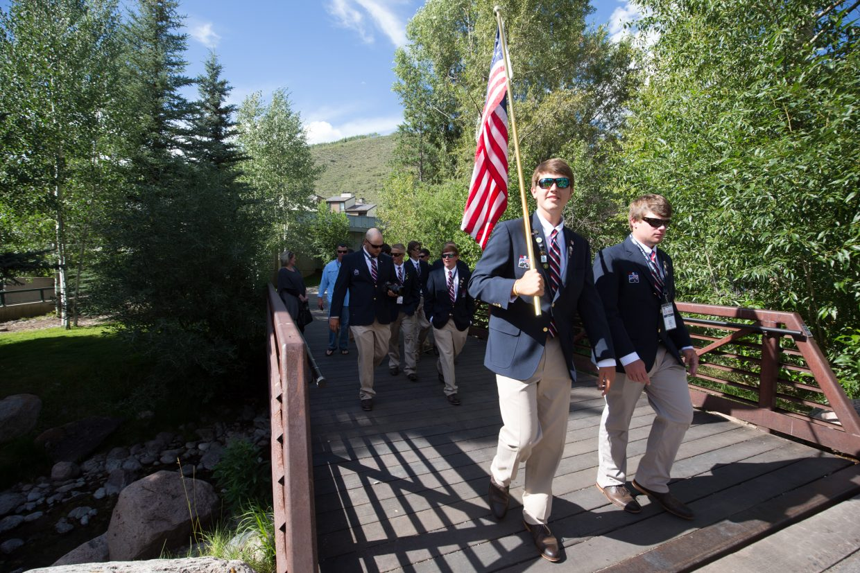 Hundreds of teens compete in the world youth fly fishing for Fly fishing team usa