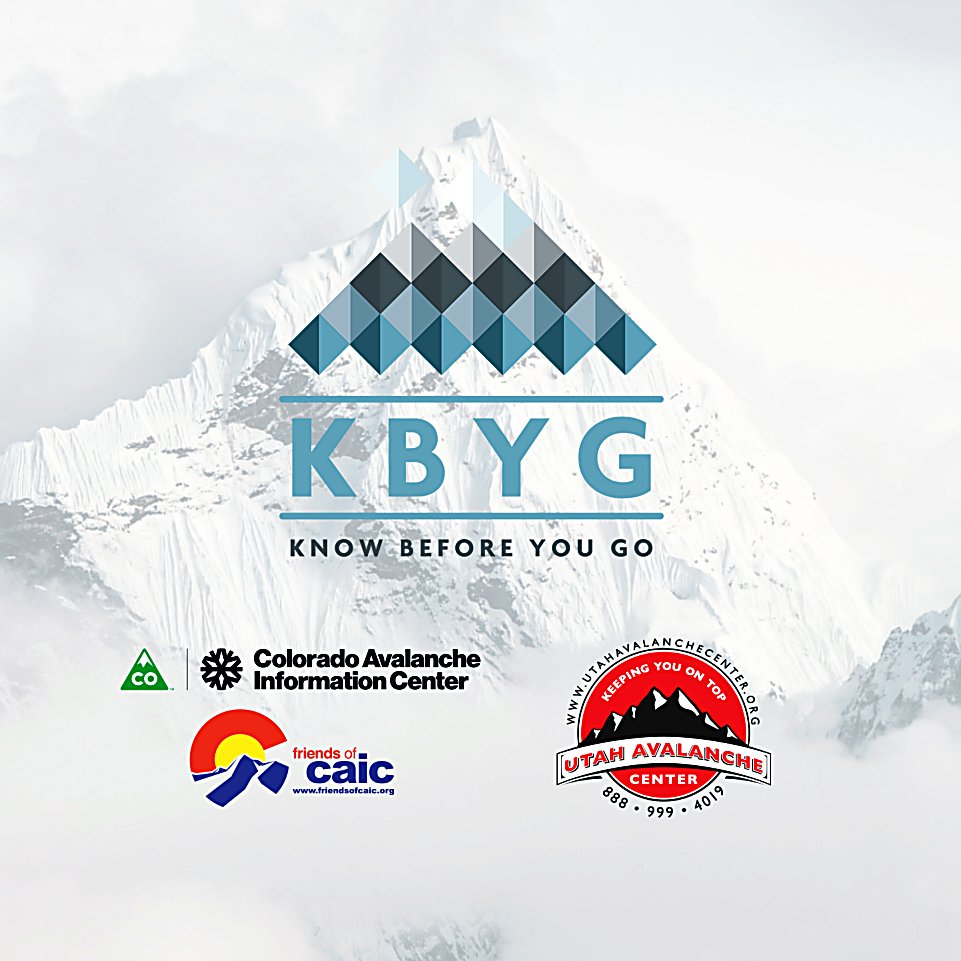The Know Before You Go program was resurrected this season to promote backcountry avalanche safety. The organizers hope to reach 300,000 people, particularly youth, in North America.