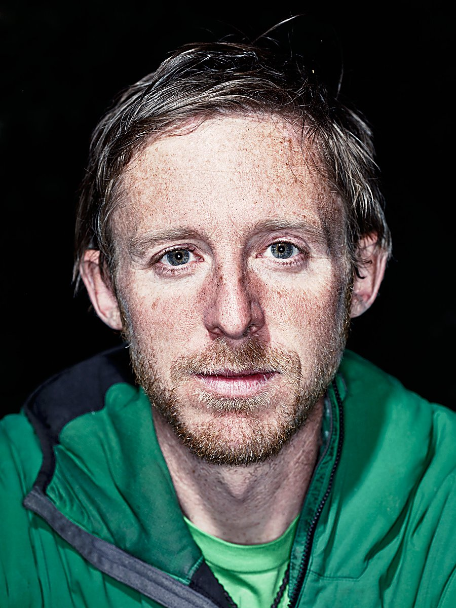 Tommy Caldwell free climbing El Capitan's Dawn Wall in January. Caldwell will speak as part of