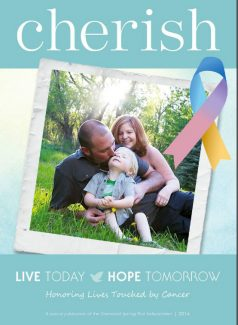 Cherish 2014: Live Today, Hope Tomorrow