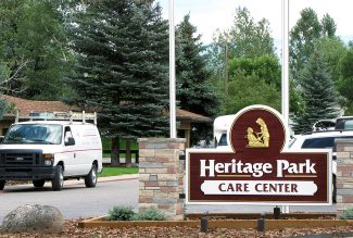 Heritage Park Care Center in Carbondale