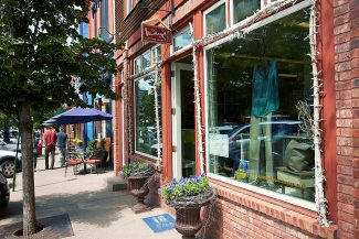 Midland Clothing Co. has built a loyal following of customers at its Midland Avenue location.