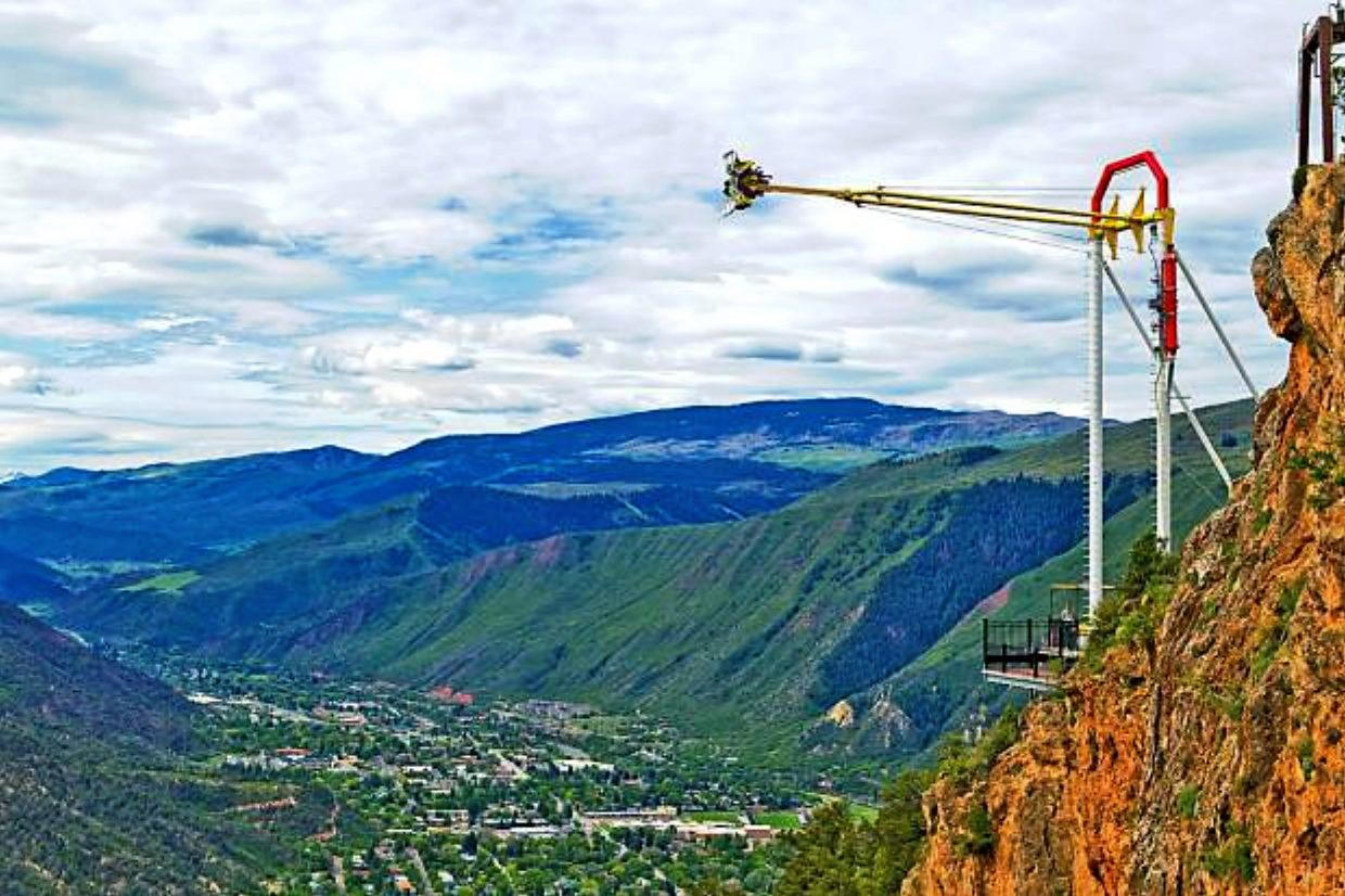 Usa Today Names Giant Canyon Swing One Of The Most Extreme
