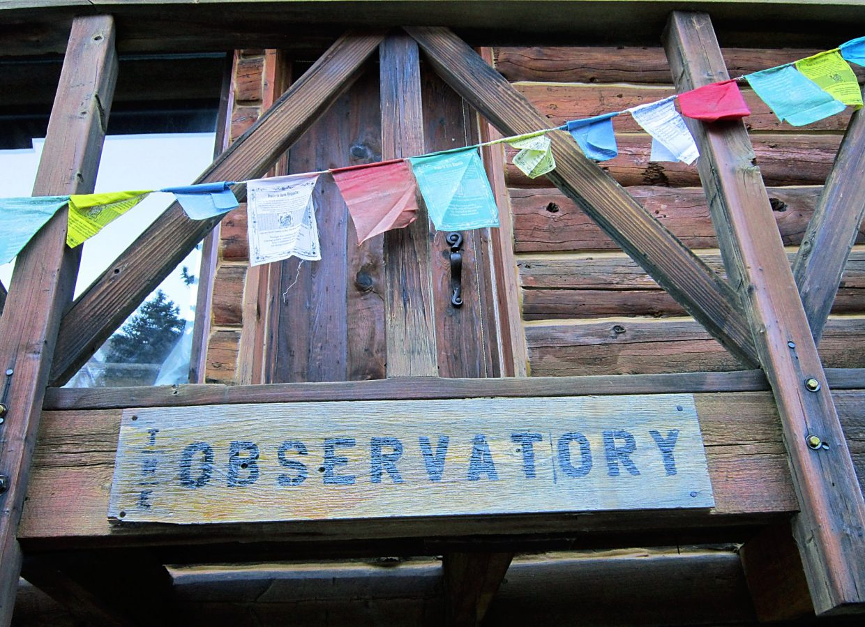 The Observatory — a mountain lodge in walking distance of fishing