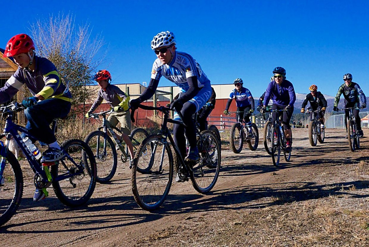 Downvalley, folks enjoyed abundant sunshine at Aloha Mountain Cyclery's third cyclocross race near Roaring Fork High School in Carbondale.