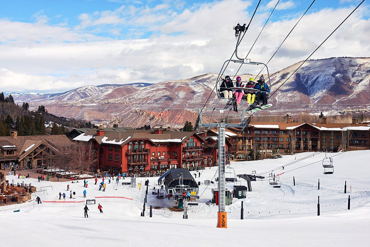 aspen skiing co. sets course to handle ski industry consolidation