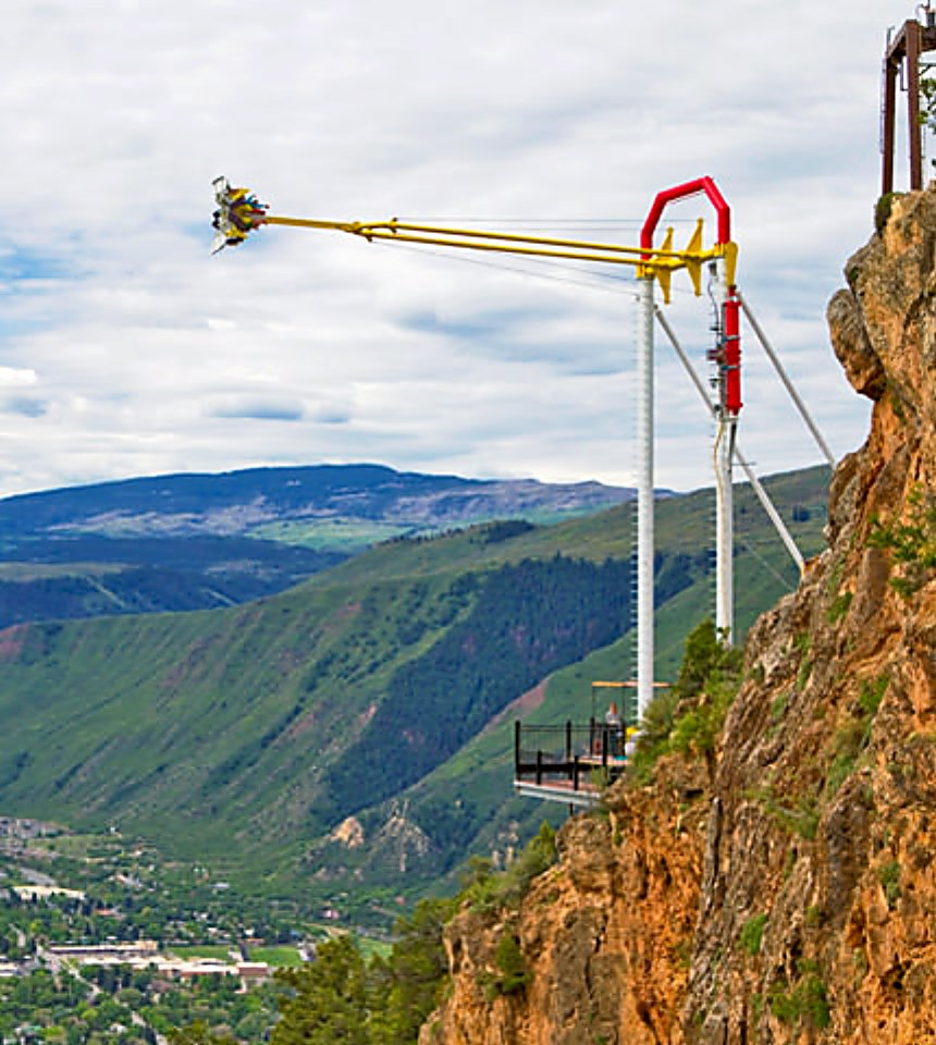 Why The Giant Canyon Swing Isn T Swinging