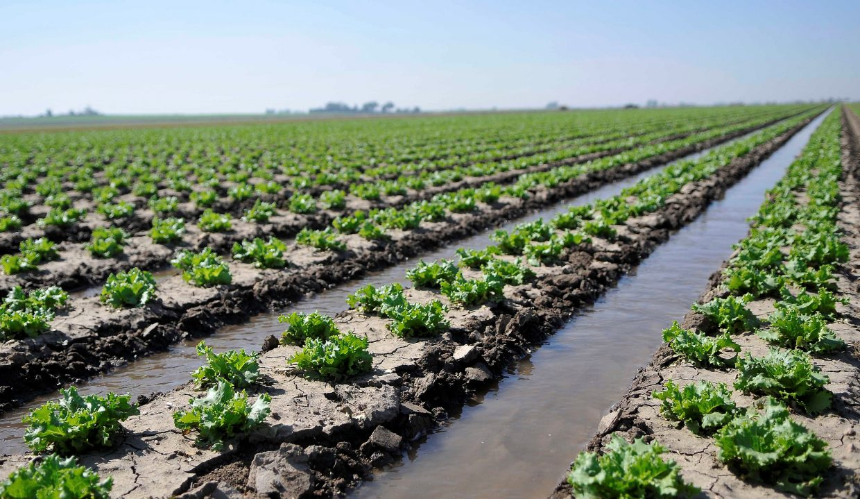 Water In The West Conservation Measures Take Center Stage - Us soil conservation farm maps