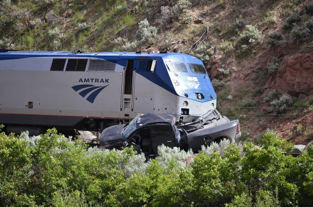 Woman Killed When Amtrak Hits Car In North Florida