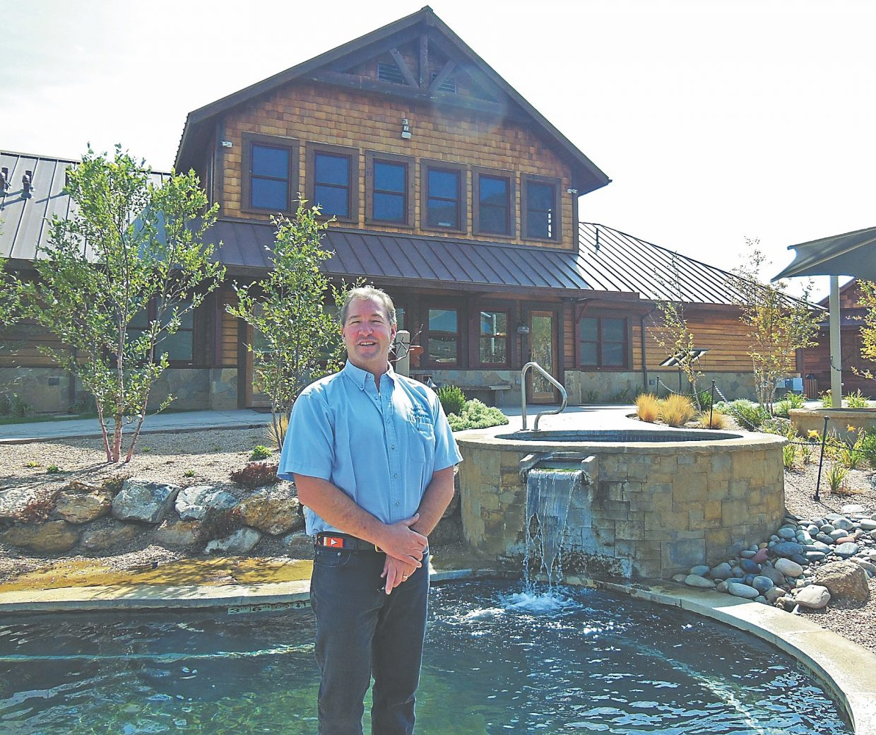 guest column: a remarkable first year for iron mountain hot springs