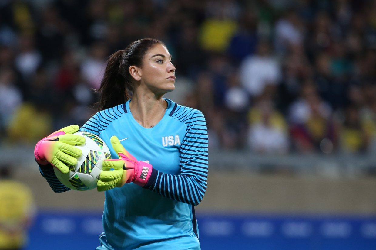 Why is Hope Solo Being Booed?