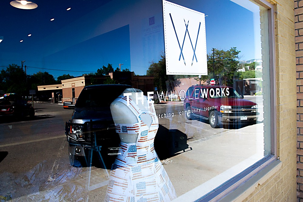 The Whole Works is located at 131 W. Third St. in Rifle.