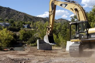 Road construction contractors helped bankroll failed Glenwood Springs street tax campaign