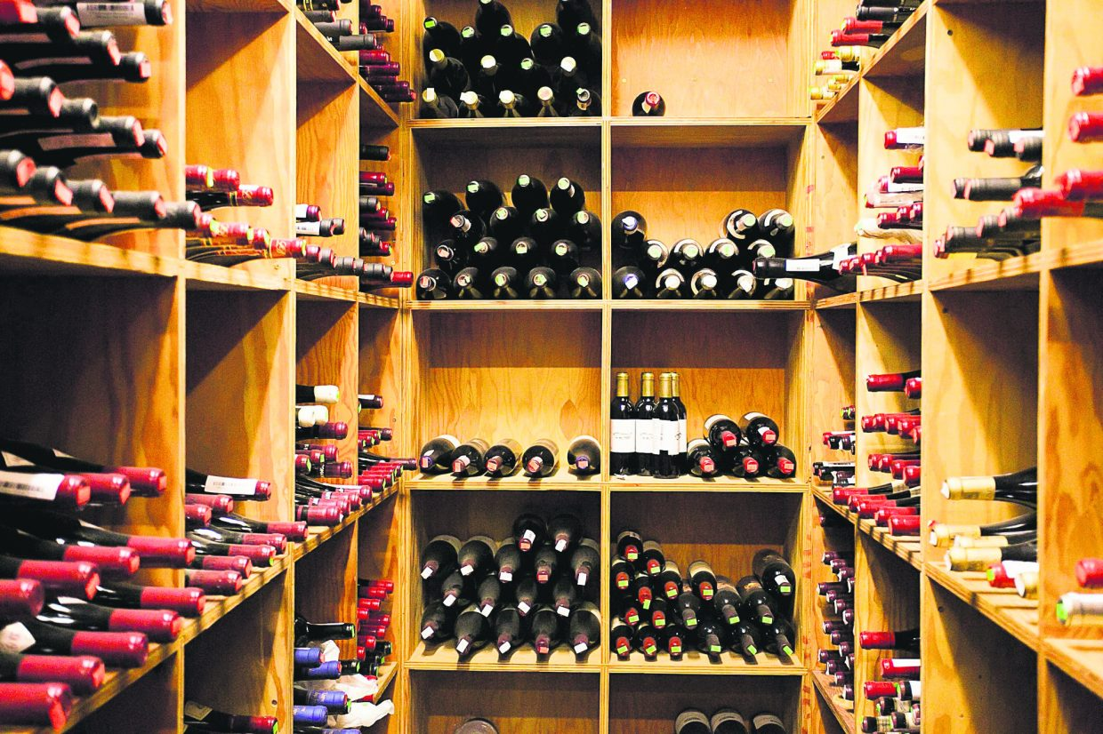 Sommeliers have to be cognizant about the condition and temperature of their cellars or storage areas. And the stemware, the various glasses that are part of any reputable wine program, must be cleaned properly and stocked accordingly.