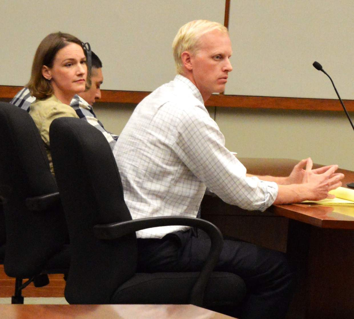Defense attorneys Thea Reiff and Reed Owens convinced a jury to find Williams Amaya not guilty by reason of insanity.