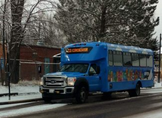 The new, smaller Carbondale Circulator will be quieter than regular RFTA buses as it passes through the town's core.