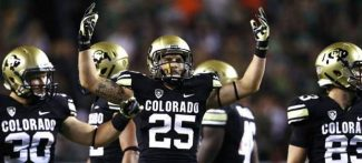 Former Rifle Bear Ryan Moeller, a walk-on at Colorado, earned First Team All-Pac 12 honors Tuesday, due to his standout special teams play during the 2016 regular season.