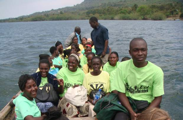 Some of OHR's partners in Kenya.