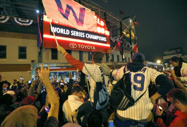 World Series Championship is only the beginning for Cubs