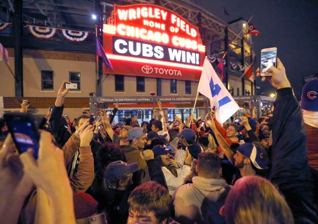 CTA To Offer Extra Service For Chicago Cubs Parade, Rally