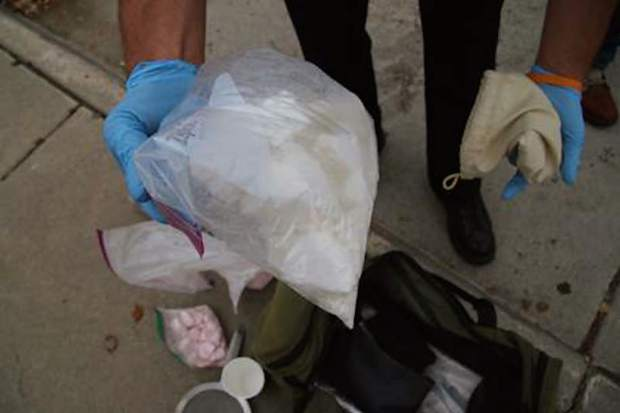 The cocaine was seized as part of a GRANITE investigation of trafficking into Eagle County.