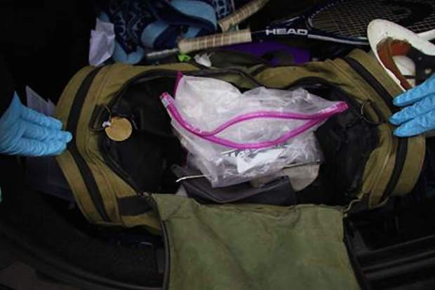 Officers from the Gore Range Narcotics Interdiction Team – GRANITE - arrested three people and seized 1,190 cocaine worth $119,000 during an operation in Vail.