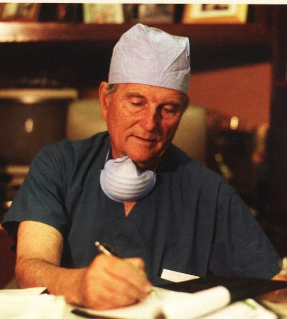 Steadman trained more than 200 surgeons through fellowships.