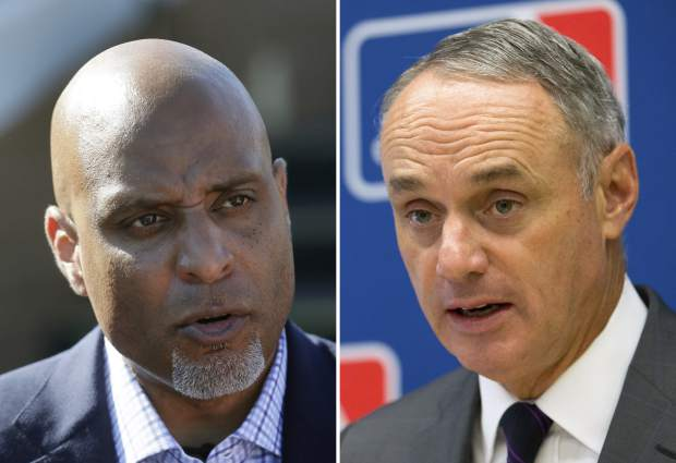 MLB players, owners meet ahead of labor deal's expiration